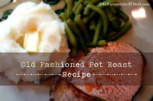pot roast - TheFarmersInTheDell.com