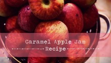caramel apple jam - TheFarmersInTheDell.com
