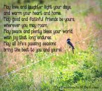 irish blessing - TheFarmersInTheDell.com