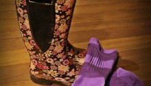 boots and gloves - TheFarmersInTheDell.com