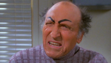 uncle leo from seinfeld - TheFarmersInTheDell.com