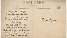 postcard Jason Aldean - TheFarmersInTheDell.com